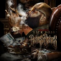 Rick Ross - Ashes To Ashes mixtape cover art