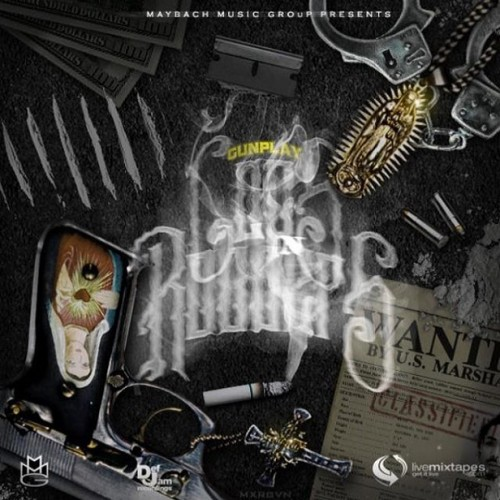 Gunplay - Cops & Robbers