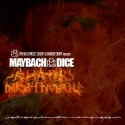 Maybach Dice - A Haters Nightmare mixtape cover art