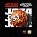 '93 Til Infinity (A Tribute To NBA Jam) mixtape cover art