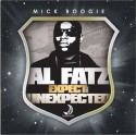 Al Fatz - Expect The Unexpected mixtape cover art