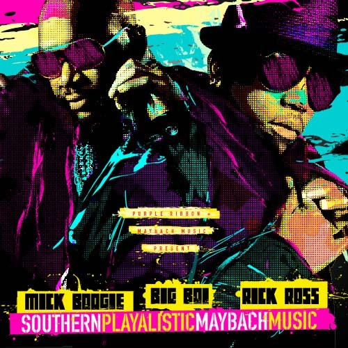 Big Boi & Rick Ross - Southern Playalistic Maybach Music Mixtape