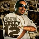 Dirty Work 12 - Back Like We Never Left (Hosted by Ludacris) mixtape cover art