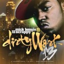 Dirty Work 13 (Hosted by Lil Scrappy) mixtape cover art
