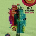 Idle Warship - Party Robot mixtape cover art