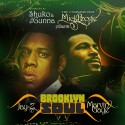 Jay-Z & Marvin Gay - Brooklyn Soul mixtape cover art