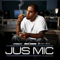 Jus Mic mixtape cover art