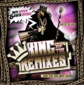 Busta Rhymes - King of the Remixes mixtape cover art