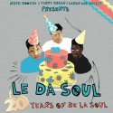 Le Da Soul (20 Years Of De La Soul) mixtape cover art