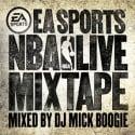 NBA Live Mixtape mixtape cover art