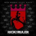 Rick The Ruler (Hosted by Rick Ross) mixtape cover art