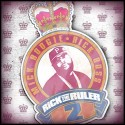 Rick Ross - Rick The Ruler Pt.2 mixtape cover art