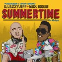 Summertime (The Mixtape) mixtape cover art