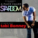 Tabi Bonney - A Placed Called Stardom mixtape cover art