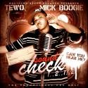 TEWO - Sound Check 1,2 1,2 (Can You Hear Me?) mixtape cover art