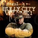 J. Bully - Welcome to Bully City, Vol. 1 mixtape cover art