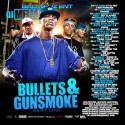 Bullets & Gunsmoke, Pt. 1 mixtape cover art
