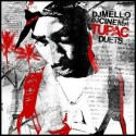 2Pac - Tupac Duets mixtape cover art