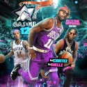 Gas N Mud 12 (All-Star Weekend Edition) mixtape cover art