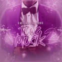 Juug Muzik 2 (Purple Reign) mixtape cover art
