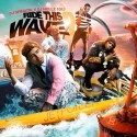 Ride The Wave 2 mixtape cover art