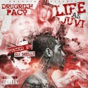Rx Juvi - Life As Juvi mixtape cover art