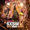 SXSW Music 2k18 mixtape cover art