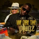 We Are The Plugz mixtape cover art
