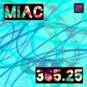 MIAC - 365.25 EP mixtape cover art