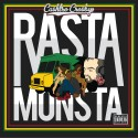 Cashtro Crosby - Rasta Monsta mixtape cover art