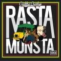 Cashtro Crosby - Rasta Monsta mixtape cover art
