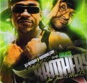 Jim Jones & Max B - The Blues Brothers mixtape cover art