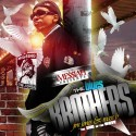 Jim Jones & Max B - The Blues Brothers 2 mixtape cover art