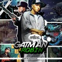50 Cent & Eminem - Gatman & Robin mixtape cover art