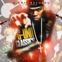 G-Unit Classics mixtape cover art