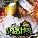 Juelz Santana - The Swag Splasher mixtape cover art