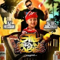 OJ Da Juiceman - Still Serving Babies mixtape cover art
