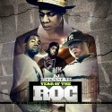 Year Of The Roc mixtape cover art