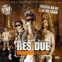 Residue mixtape cover art