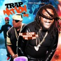 Trap Nation mixtape cover art