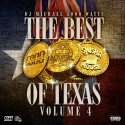 Best Of Texas 4 mixtape cover art