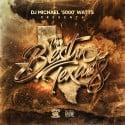 Best Of Texas 8 mixtape cover art