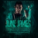 June James - Never Not Working mixtape cover art