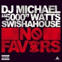 No Favors mixtape cover art