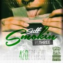 Something To Smoke To 3 mixtape cover art