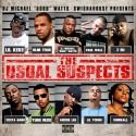 Swishahouse - The Usual Suspects (Chopped & Screwed) mixtape cover art