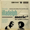 illadelphmatic (Nas & The Roots) mixtape cover art