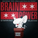 Naledge - Brain Power mixtape cover art