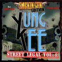 Yung Kee - Street Legal 4 mixtape cover art