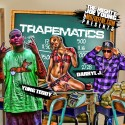 Darryl J & Yung Teddy - Trapmatics mixtape cover art